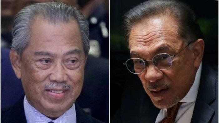 Drama Politik Malaysia, Anwar Ibrahim Gulingkan Muhyiddin, Akan Jadi Perdana Menteri Baru Malaysia?