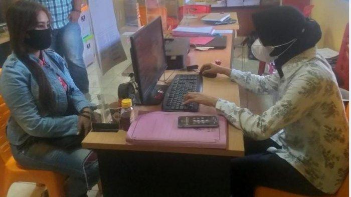 Perempuan Ini Diduga Gelapkan Uang Kantor hingga Ratusan Juta