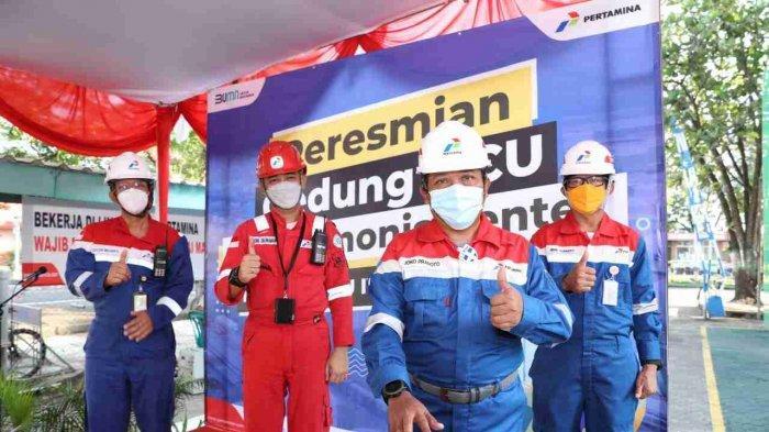 Komitmen Jaga Kesehatan Pekerja, Kilang Pertamina Cilacap Tambah Fasilitas Daily Check Up
