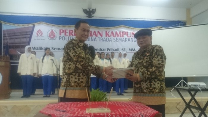Politeknik Bina Trada Buka Program D3 Teknologi Transfusi Darah, Totok: Ini Pertama di Indonesia