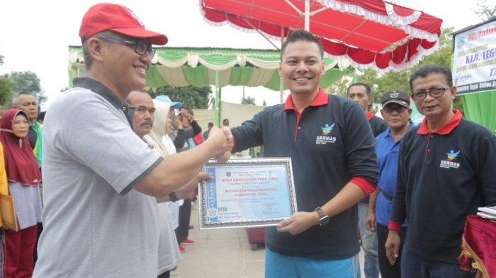 Kecamatan Kedungbanteng, Kecamatan di Tegal yang Dinyatakan Sudah Bebas dari BAB Sembarangan