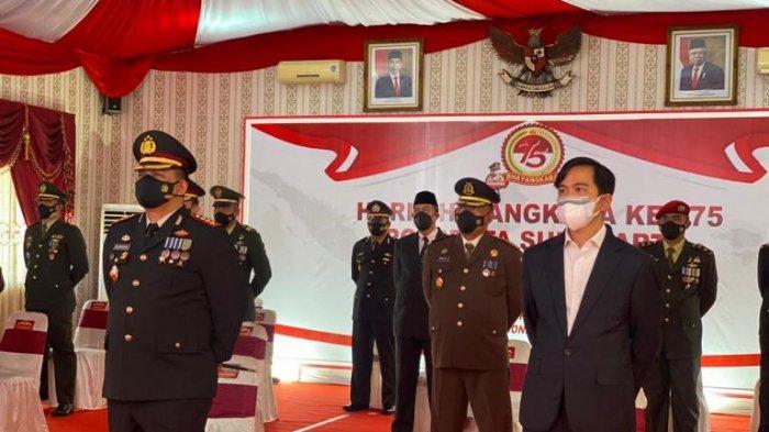Peringatan Hari Bhayangkara, Ini Pesan Presiden Jokowi untuk Polresta Solo