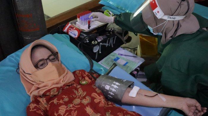 Jadwal Pelayanan Donor Darah PMI Kota Semarang Kamis 27 Mei 2021 Buka di Dua Lokasi