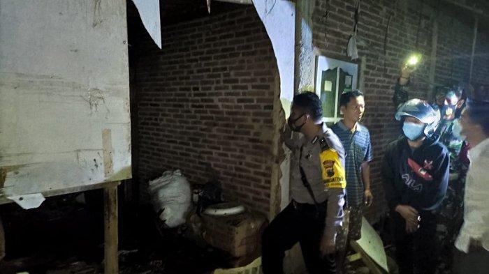 Dapur Milik Warga Desa Bojongsari Purbalingga Terbakar, Diduga Akibat Api dari Tungku