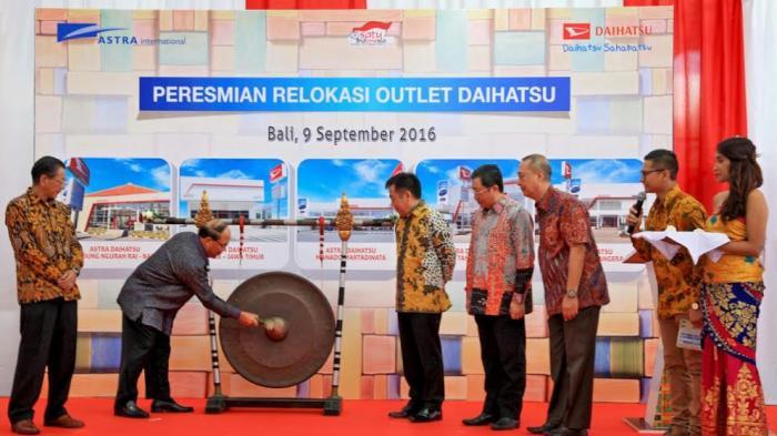 Perluas Jaringan di Indonesia, Daihatsu Resmikan Lima Outlet Lagi