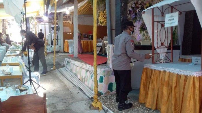 Satgas Covid Bongkar Tenda Pernikahan Warga Kendal 2 Jam Sebelum Resepsi: Tamu Undangan Pulang