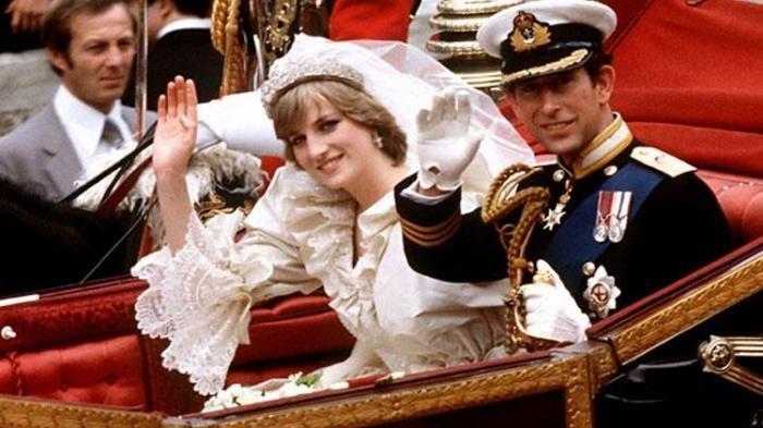 Potongan Kue Pernikahan Pangeran Charles dan Putri Diana Terjual Rp 36,9 Juta