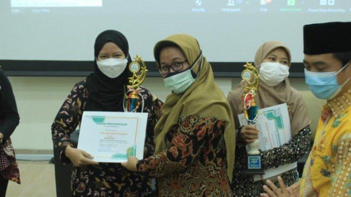 Perpustakaan ITTP Purwokerto Raih Gelar Juara Harapan I ALIA 2021