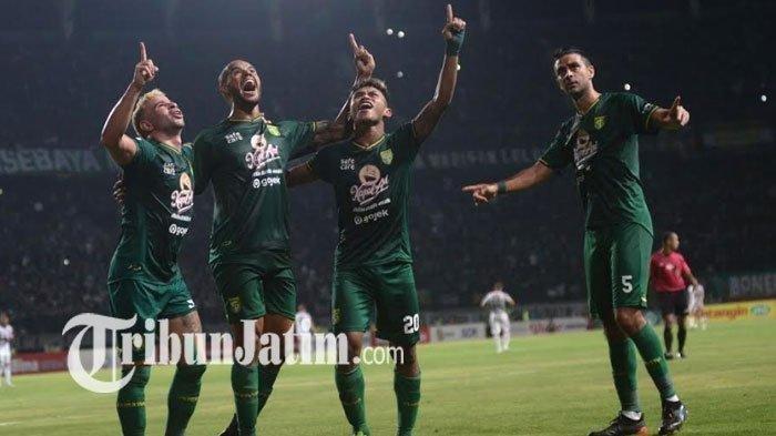 Perebutan Posisi Runner Up Liga 1 Berakhir, Persebaya Surabaya Dipastikan Duduk Manis di Kursi Kedua