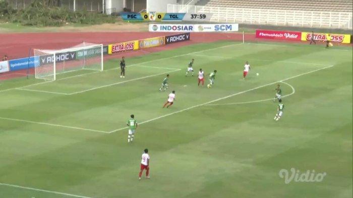 Persekat Tegal Tumbangkan PSKC Cimahi, Hasil Skor Akhir 1-0, Berkat Gol Sundulan Agung Menit 77