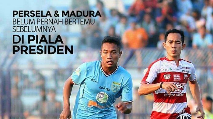 Jadwal Pertandingan Sepak Bola Hari Ini, Persela Vs Madura UnitedSiaran Langsung Indosiar