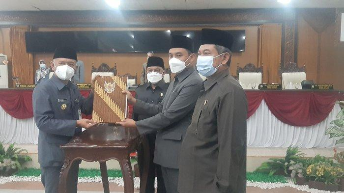KUA PPAS 2022 Disetujui DPRD Kabupaten Jepara