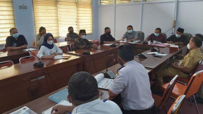 Ketua Komisi 1 DPRD Kabupaten Pekalongan Minta Satgas Covid di Tingkat Desa Agar Ditingkatkan
