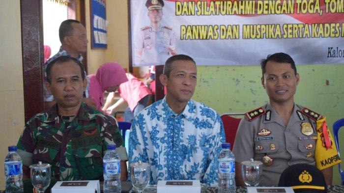 Persiapan Pengamanan Pilkada, Kapolres Temanggung Keliling Kecamatan
