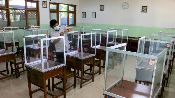 Ini Persiapan Sekolah di Semarang Jalankan Uji Coba Pembelajaran Tatap Muka