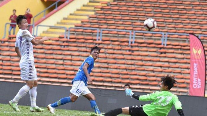 Persib Bandung Vs Hanoi FC Terpaksa Dihentikan, Cuaca Buruk di Malaysia, Maung Bandung Unggul 2-0