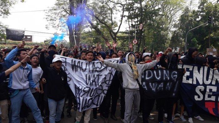 Gelar Aksi, Inilah 5 Tuntutan Bobotoh Persib Bandung padaPSSI