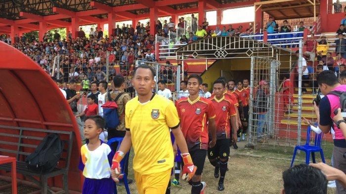 Persibat Batang Pasang Dua Penyerang, Strategi Laskar Alas Roban Menjamu PSMS Medan