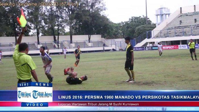 VIDEO Persikotas Tekuk Persma Manado 2-0 di Stadion Citarum Semarang