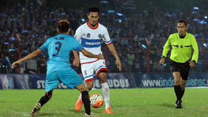 Persiku Kudus Hempaskan PS Belitung Timur Dua Gol Tanpa Balas