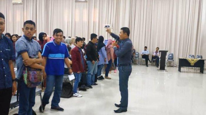Stekom Semarang Perkenalkan Dunia Bisnis dan Kewirausahaan pada Mahasiswa