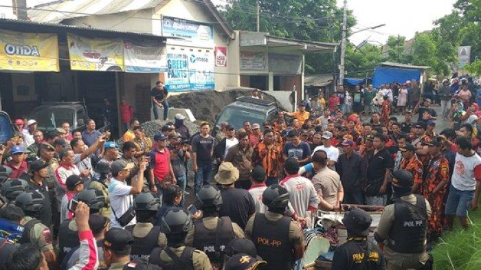 Pedagang di Kemijen yang Pindah ke Pasar Rejomulyo Semarang Tidak Ditarik Retribusi Selama 3 Bulan