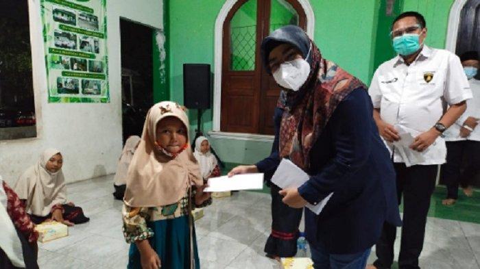 Jelang Ramadhan, Pertamina Regional Jawa Bagian Tengah Gelar Doa Bersama dan Santunan Anak Yatim