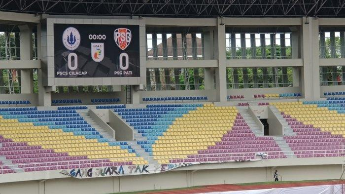 Daftar Susunan Pemain PSCS Cilacap Vs PSG Pati Pertandingan Kedua Liga 2 di Stadion Manahan Solo