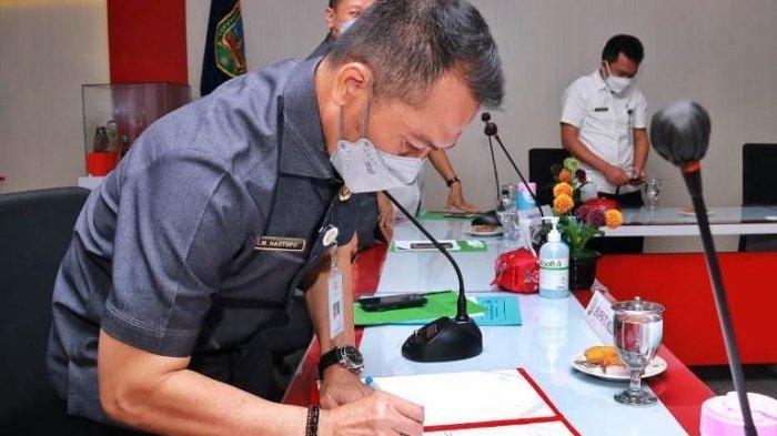 Pertanggungjawaban APBD 2020 Kudus Disetujui DPRD, Bupati: Agenda Pemkab Sudah Berjalan Tepat Waktu