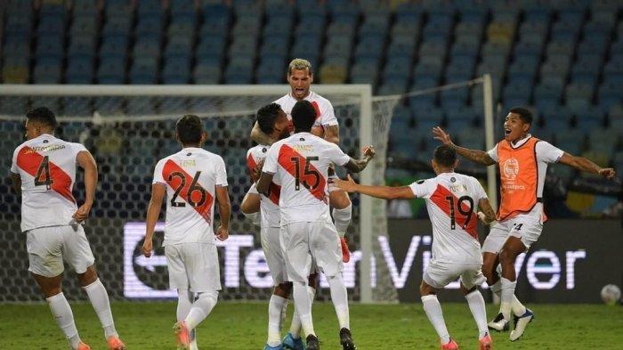 Hasil Copa America 2021: Menang Adu Penalti Lawan Paraguay Peru Lolos  Semifinal - Tribun Jateng