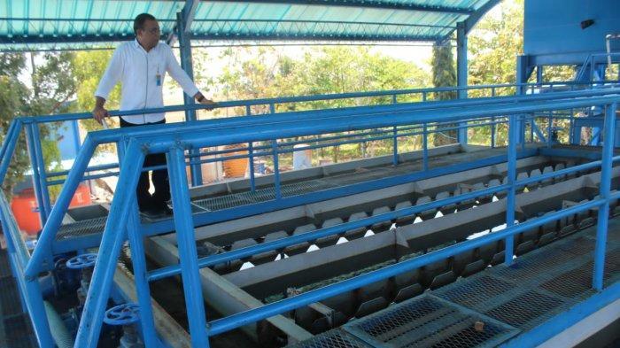 Perumda Air Minum Tirta Bening Pati Aktifkan Jaringan Pipa Baru Akhir Juli 2021