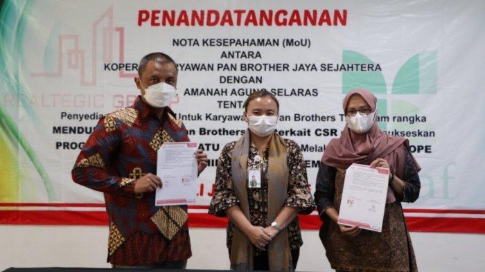 Realtegic Group Dukung Pan Brothers Sediakan Program Perumahan Karyawan