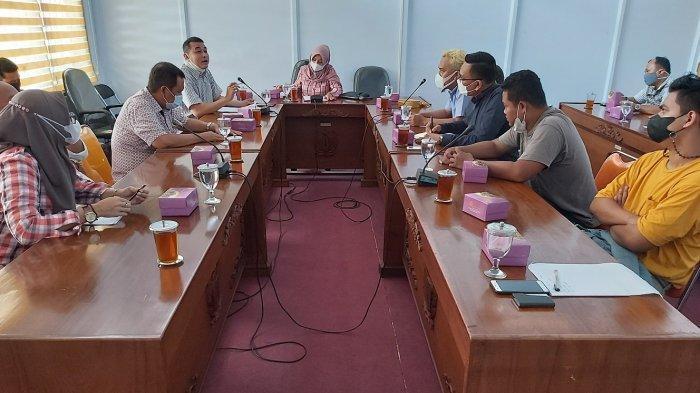 Paguyuban Bakoel Kopi Pekalongan Mengadu ke DPRD terkait Dampak PPKM