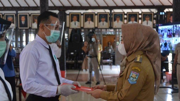 Penantian Panjang Para Honorer K-2 Purbalingga, Akhirnya Sebanyak 138 Diangkat Menjadi PPPK