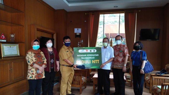 Yayasan Kesehatan Telogorejo Salurkan Bantuan untuk Korban Bencana Alam di NTT dan Malang
