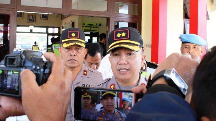 Pesan Kapolres Blora, Anggota Harus Jaga Penampilan Saat Pengamanan Pilkades