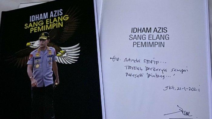 Asisten Ajudan Jokowi AKP Syarif Didoakan Kapolri Jadi Bintang: Sangat Bangga Sekali