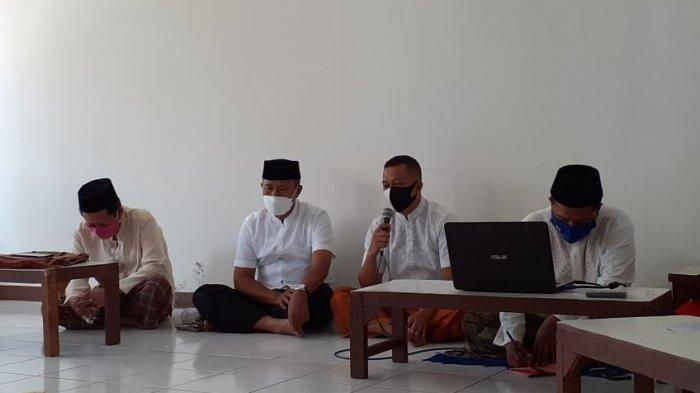 Remaja Masjid Ash-Shiddiq Kalipancur Isi Waktu dengan Menggelar Pesantren Ramadan