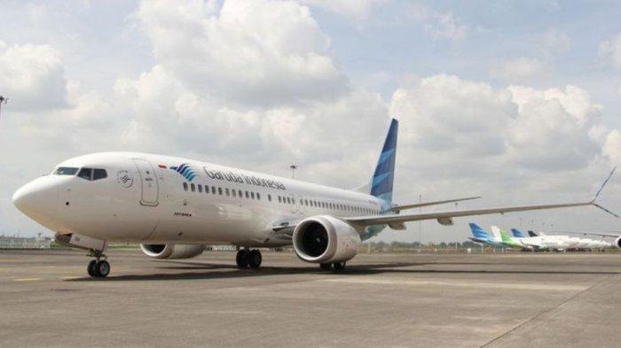 Larangan Mudik Lebaran Buat Garuda Indonesia Babak Belur, Pernah Hanya 17 Penerbangan Per Hari