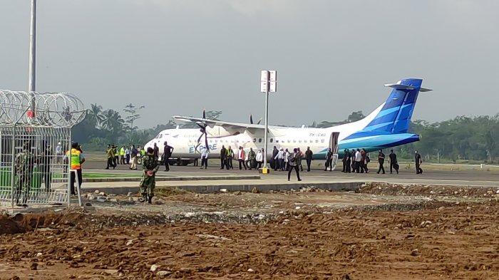 Terminal Bandara Jenderal Soedirman Belum Jadi Namun Sudah Beroperasi, Jokowi Justru Beri Apresiasi