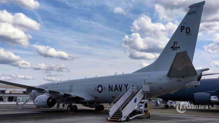 Kecanggihan Pesawat Poseidon Milik AS yang Ikut Cari Nanggala 402