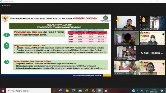 Kepala Desa Masuk Kampus, Kerjasama DJPK dengan FEB Unsoed Purwokerto