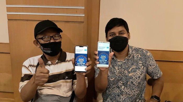 BNN Kota Tegal Luncurkan Aplikasi Layanan Pengaduan dan Rehabilitasi, Namanya Tebas Narkoba