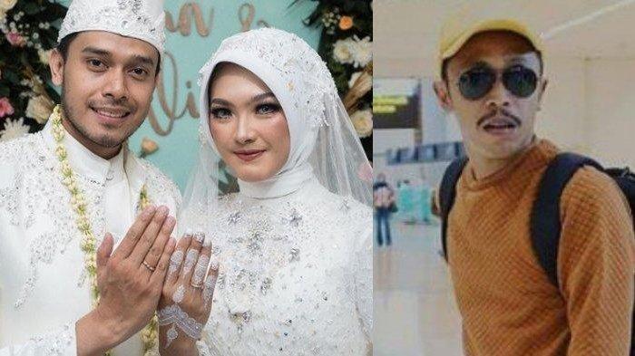 Pesta Pernikahan Ana Riana Rinjani, Tukang Ojek Pengkolan Mas Pur Nyanyi Lagu Pamer Bojo Didi Kempot