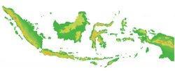 peta indonesia buku tematik