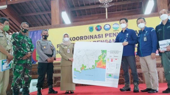 Tsunami Ancam Wilayah Padat Penduduk Kabupaten Kebumen