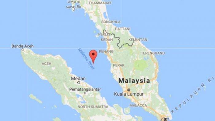 Kapal Kargo Berbendera Indonesia Tenggelam di Selat Malaka, Dua Pelaut Hilang
