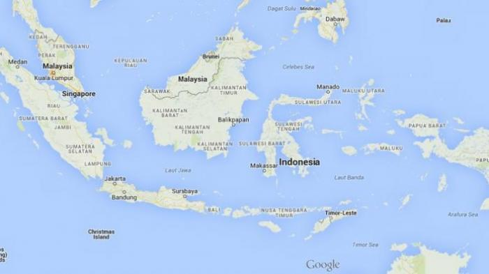 Indonesia Berada di Titik Pertemuan Tiga Lempeng Aktif ...