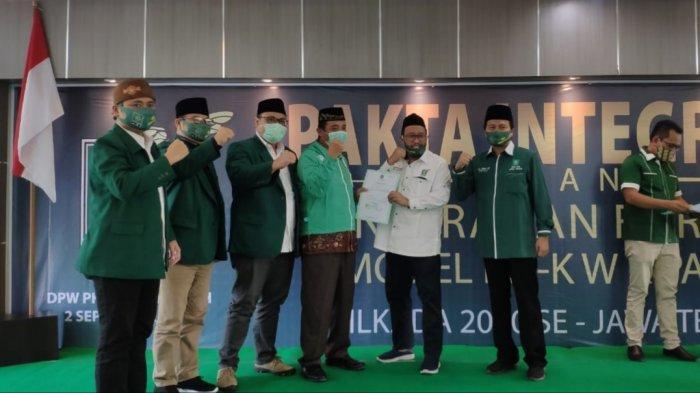 Terjawab Teka-teki Pendamping Petahana Bupati Rembang Abdul Hafidz: Anak Almarhum KH Cholil Bisri