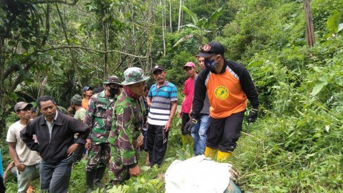 Petani Banjarnegara Meninggal Terjatuh ke Jurang, Kata Terakhirnya: Tolong!